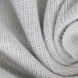 Baby knit grijs