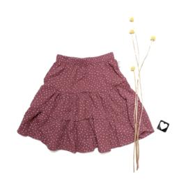 Gipsy skirt hydrofiel kleur keuze