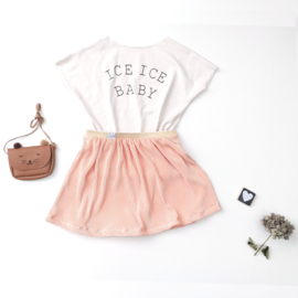 T-Shirt dusty taupe ICE ICE  BABY