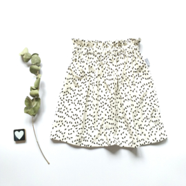PaperBag Skirt  stof keuze