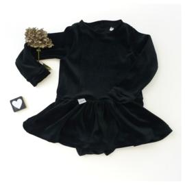 Bodysuit  skirt Velvet
