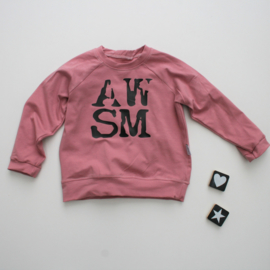 Sweater Kleurkeus AWSM