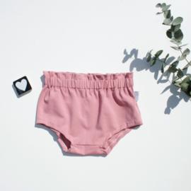 Meisjes Bloomer old pink