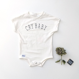 Bodysuit  cry baby
