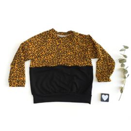 Sweater Combi kleur