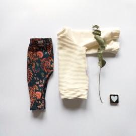 Legging/Broekje  flowergarden