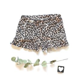 Short geruffelde pijpjes luipaard