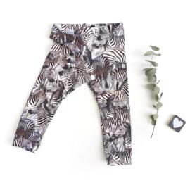 Legging/Broekje zebra