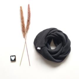 Dubbele Col sjaal big knit
