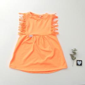 Neon oranje