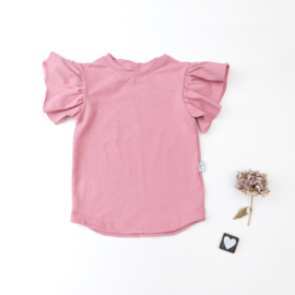 Zomers shirt  old pink