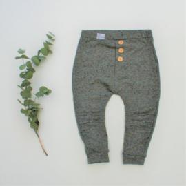 Legging/Broekje met spikkeltjes