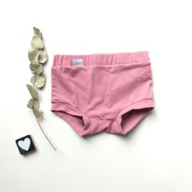 Hotpants tricot kleurkeus