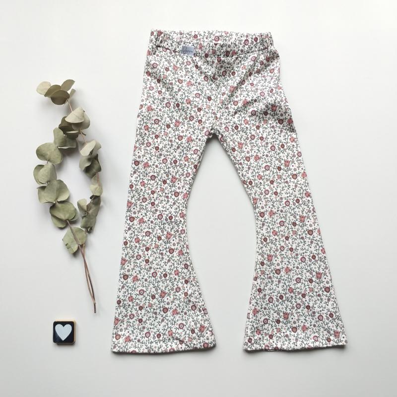 Legging/Broekje vintage flower