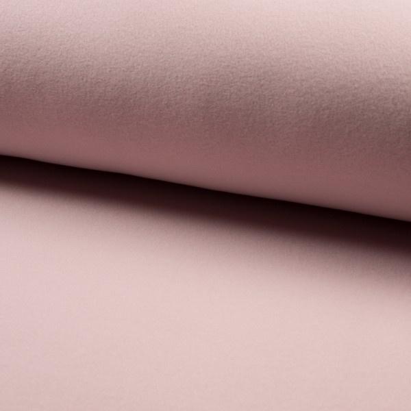 organic cotton fleece pink