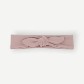 HAARBAND TRICOT OUD ROZE