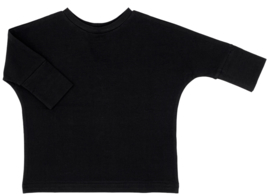 OVERSIZED SWEATER TRICOT BLACK