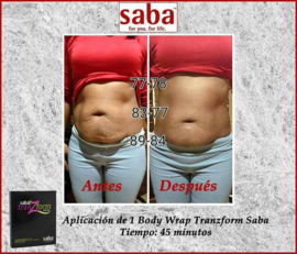 Saba TranzForm Body Wrap