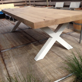 Eiken tafel Rewa X