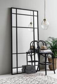 Spiegel Mizary industrial edge design 4x2cm frame