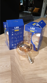 Led lamp dimbaar 125mm 4W  240 Lumen >25000h