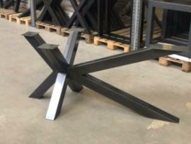 Metalen matrix poot Komeet 8x4, 10x10, 12x12cm