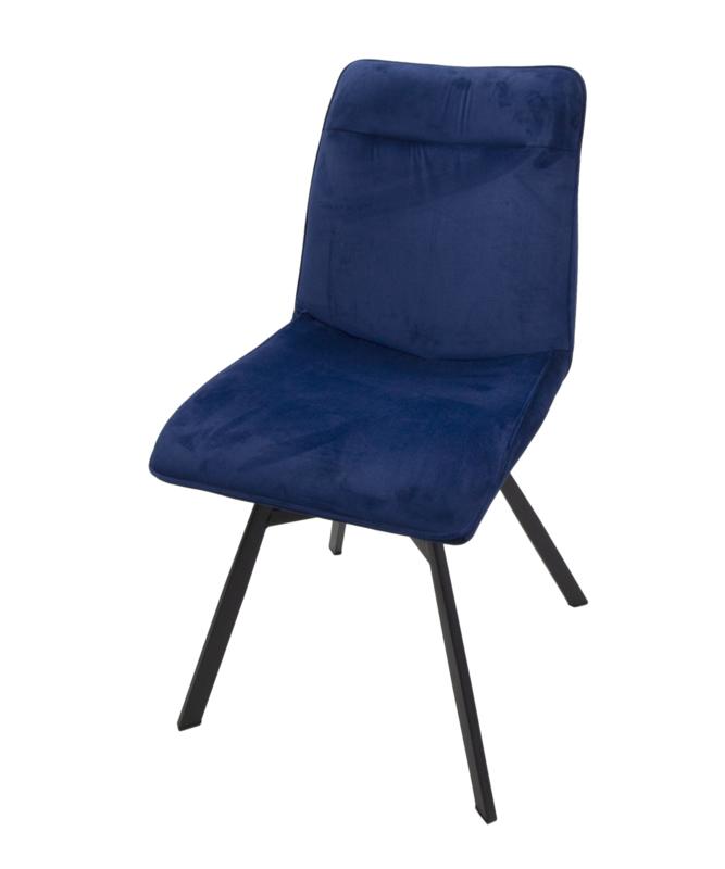 Harrison Lush Blue (fluweel)