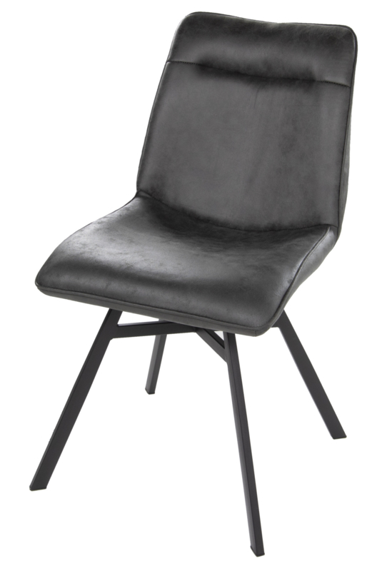 Harrison  leather anthracite (2x)
