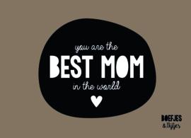 KAART - BEST MOM