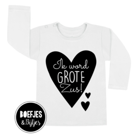 IK WORD GROTE ZUS - SHIRT