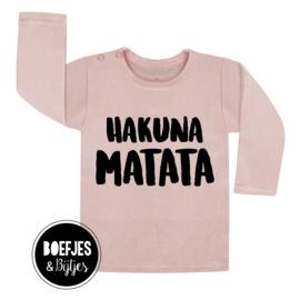 HAKUNA MATATA - SHIRT
