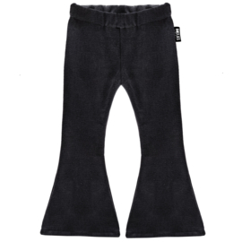 FLARED DARK DENIM