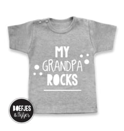VARIANTEN: DADDY, MOMMY, AUNTIE, UNCLE, GRANDMA & GRANDPA