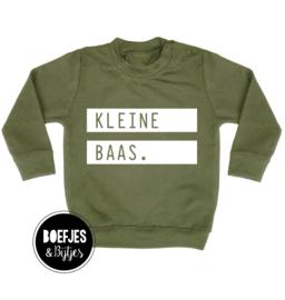 KLEINE BAAS - TRUI