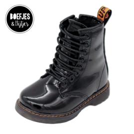 Black Boots - Lak