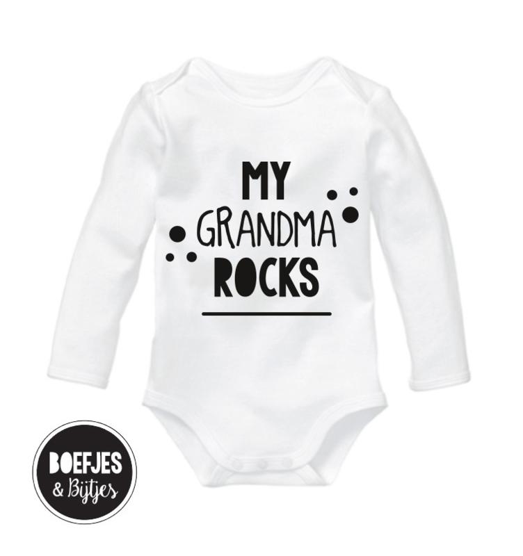MY AUNTIE, UNCLE, GRANDMA, GRANDPA ROCKS