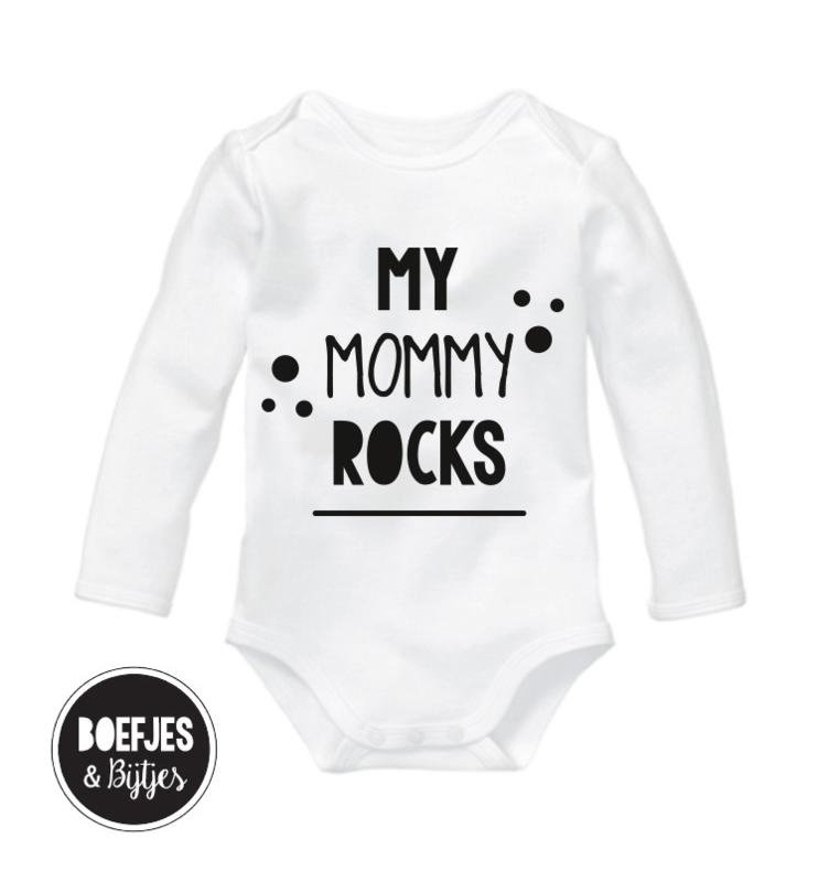 MY MOMMY ROCKS - ROMPERTJE