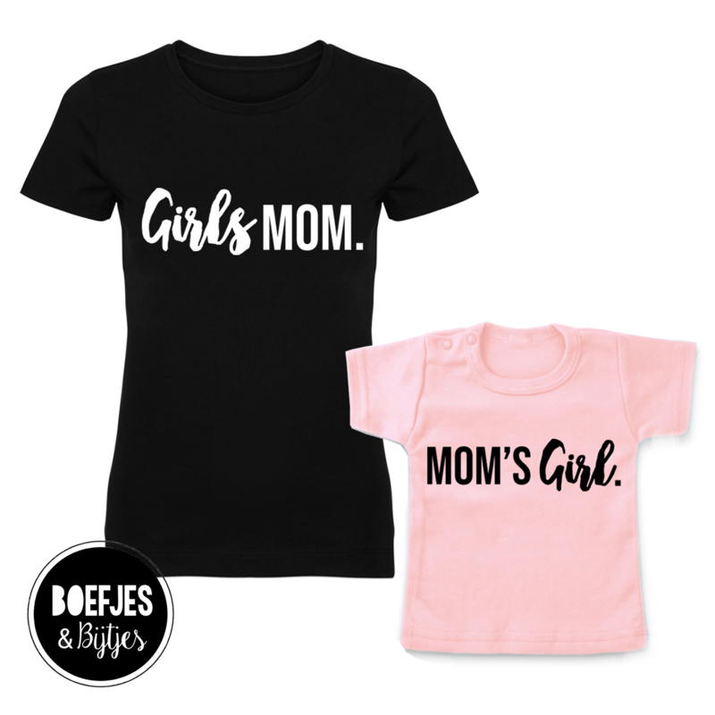 TWINNING | GIRLS MOM + MOM'S GIRL