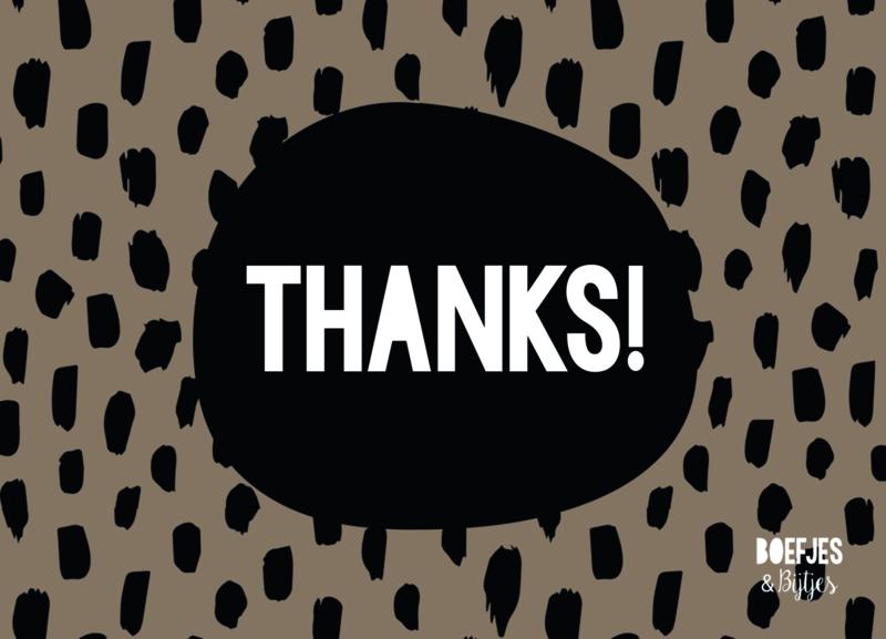 KAART - THANKS!
