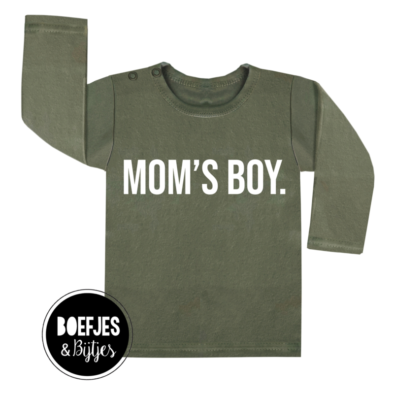 MOM'S BOY - SHIRT