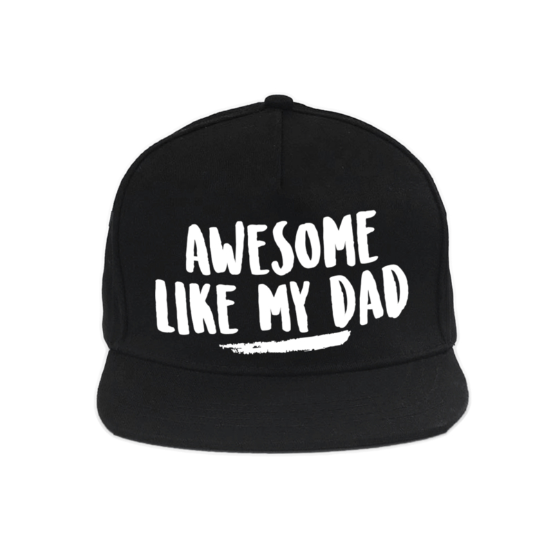 AWESOME LIKE DAD - CAP | PET -