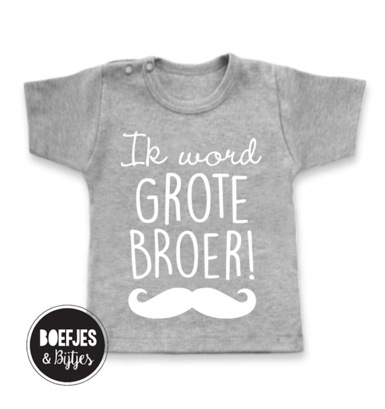 IK WORD GROTE BROER - SHIRT