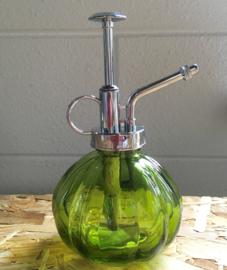 Retro plantenspuit (groen)