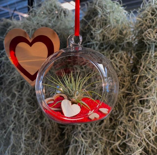 Valentijns -Love ball (8cm)
