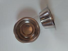 RVS drinkbak 16 cm