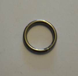 Ring rvs 25 mm
