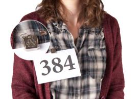 Show Tech Ring Nummer Card Clip
