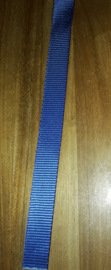 Halsband met steekslot : 10 mm , 15 mm , 20 mm ,25 mm
