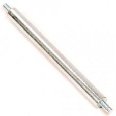 Bootrol: As voor kielrol, maat 20x220 mm.