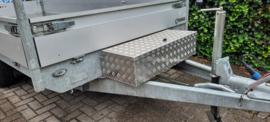 Aluminium disselbak